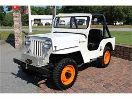 classic willys jeep for sale on classiccars com 31 available