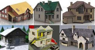 101 Best Free 3d House Models Rockthe3d 3d House Building Free