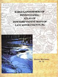 lancaster county gis map early landowners of lancaster county