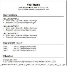 Free Resumes To Download Where Can I Make A Resume Online For Free Resume Template And
