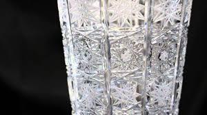 Stuart Crystal Vase Designs Vases Designs Antique Crystal Vases And Bowls Crystal Glass Vase