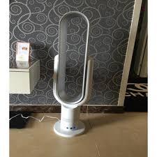standing fan with remote smart bladeless fan standing oscillating fan with remote tower fan