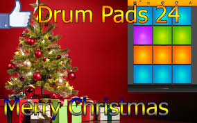 drum pads 24 merry christmas youtube