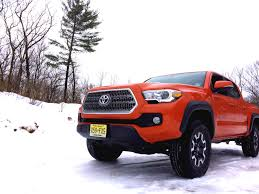 nissan tacoma review 2016 toyota tacoma trd off road the weekend warrior