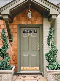 pictures of brick houses with green front doors bpf spring