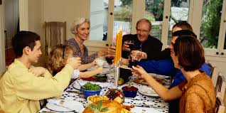 thanksgiving facebook pictures five intimidating family members at thanksgiving dinner and how