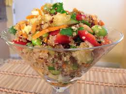 cuisine quinoa how to quinoa salad dressing vegan food recipes