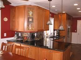 Light Cherry Kitchen Cabinets Modern Style Light Cherry Kitchen Cabinets Completed Kitchens By