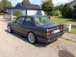my starlet ep91 1997 bmw e30 love the design