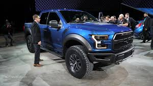 ford truck raptor 2017 ford f 150 raptor debuts at detroit feels more practical
