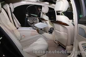 2014 mercedes s class interior 2014 mercedes s class launch images interior rear legroom