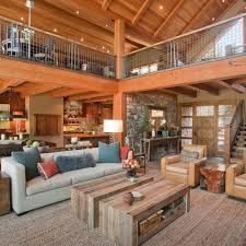 Lodge Living Room Decor by 35 Best Home Inspo Hunting Lodge Images On Pinterest Lodges