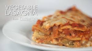 vegetable lasagna recipe myrecipes