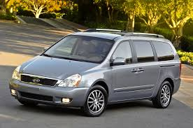 2008 kia sedona information and photos zombiedrive