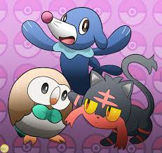 Meme Center Pokemon - pokemon sun and moon starters pokémon starters and moon