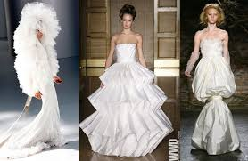 disgusting wedding dresses the ugliest wedding dresses we ve seen cosmo ph