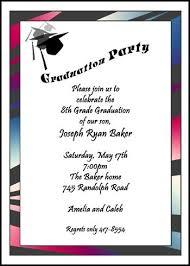 high school graduation party invitations 8th grade graduation party invitations stephenanuno