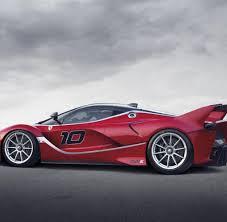 K Hen Preise Online Der Fxx K Ist Der Radikalste Ferrari Aller Zeiten Welt