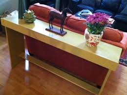 Sofa Table Decor by Strong Sofa Table For Interior Bedroom Ideas