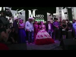 mexican s 15th birthday party attended by thousands after