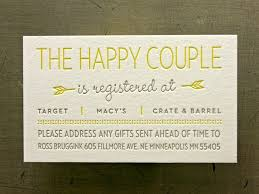 places to do a wedding registry the 25 best gift registry ideas on wedding gift
