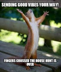 Fingers Crossed Meme - meme creator sending good vibes your way fingers crossed the