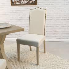 carolina cottage dining table carolina cottage romero cream linen parsons dining chair 1817 wgln
