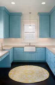Blue Cabinets Kitchen by 57 Best Kitchen Makeover Images On Pinterest Kitchen Ideas