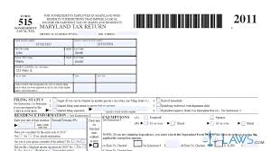 form 515 individual income tax return nonresident local youtube