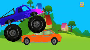 monster truck games videos for kids monster truck kids car videos game videos youtube