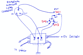 difflock view topic winch wiring