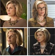 goodwife hair styles some of diane lockhart s necklaces images courtesy of the good