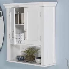Grey Bathroom Wall Cabinet Wall Mounted Bathroom Cabinets You Ll Wayfair Of