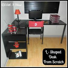 How To Measure L Shaped Desk 7 Best Desks Images On Pinterest Cubicles Desk And Diy Desk