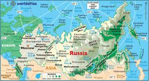 russia map russia map geography of russia map of russia worldatlas