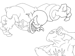 coloring pages spiderman venom coloring coloring home