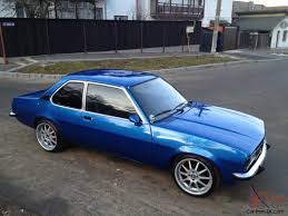 old opel roadster ascona b 1977 vauxhall cavalier