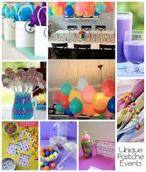 colorful jelly bean baby shower ideas unique pastiche events