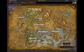 World Of Warcraft Map Complete Suramar Teleport Map Worldofwarcraft Blizzard