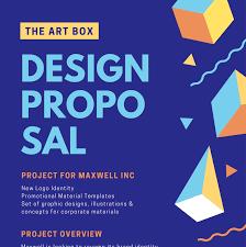 contoh desain proposal keren membuat proposal online dengan 100 contoh desain canva