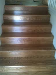 how to install new stair treads and risers snapguide