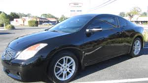 nissan altima coupe for sale florida sold 2008 nissan altima 3 5 se coupe one owner meticulous motors