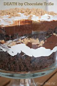 death by chocolate trifle recipe easy family favorite dessert