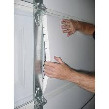 standard garage door opening how to insulate a garage door diy garage garage ideas and
