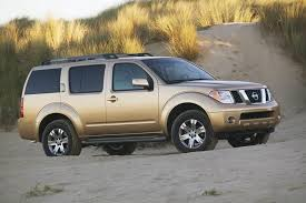 nissan armada off road 2007 nissan pathfinder pictures history value research news