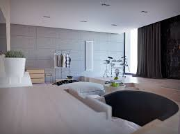 Home Design Studio Ideas by Home Designs Polished Wood Flooring1 Chic Studio Apartments