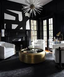 Black White And Gray Home Decor by How To Design A Home With Black And White Atlanta Magazine