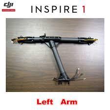 dji inspire 1 wm610 left arm carbon fiber boom unit motor esc