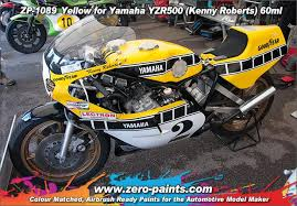 yamaha yzr500 kenny roberts yellow paint 60ml zp 1089 zero