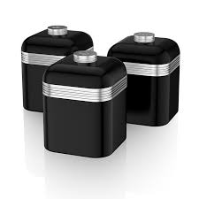 Red Kitchen Canisters Set by 100 Black Kitchen Canister Set 100 Ceramic Kitchen